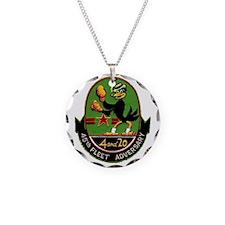 45th Fleet Adversary Squadron Necklace