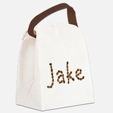 Jake Coffee Beans Canvas Lunch Bag