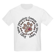 Pawprints T-Shirt