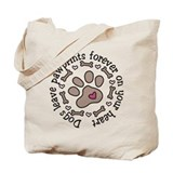 Dog Canvas Totes