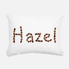 Hazel Coffee Beans Rectangular Canvas Pillow