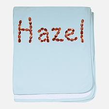 Hazel Coffee Beans baby blanket