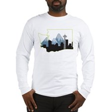 Washington State Long Sleeve T-Shirt