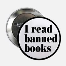 "I Read Banned Books 2.25"" Button"