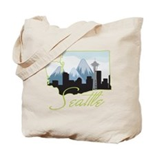 Seatle Tote Bag