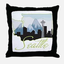 Seatle Throw Pillow