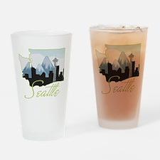 Seatle Drinking Glass
