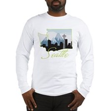 Seatle Long Sleeve T-Shirt