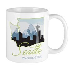 Seatle Washington Mug