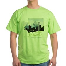 Seatle Washington T-Shirt