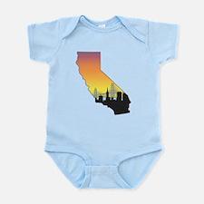 San Francisco Infant Bodysuit