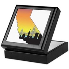 San Francisco Keepsake Box