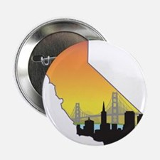 "San Francisco 2.25"" Button"