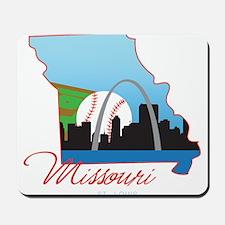 Saint Louis Missouri Mousepad