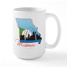 Saint Louis Missouri Mug