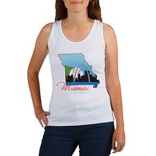 Saint Louis Missouri Women's Tank Top