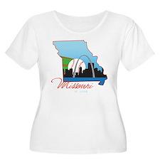 Saint Louis Missouri T-Shirt