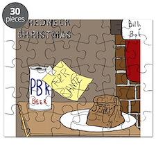 Redneck Christmas Puzzle