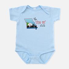 Show Me State Infant Bodysuit