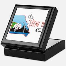 Show Me State Keepsake Box