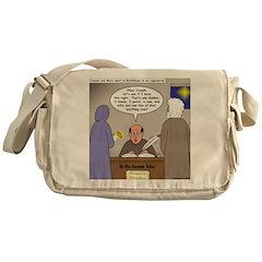 Bethlehem Census Messenger Bag