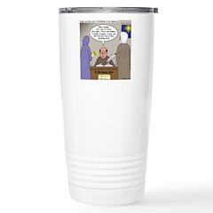 Bethlehem Census Travel Mug