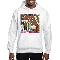 Ant Gingerbread House Hoodie
