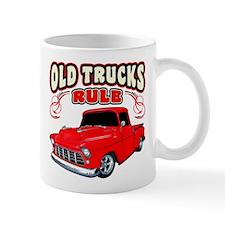 Old Trucks Rule 1 Mug