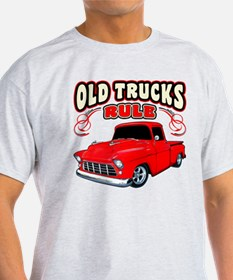 Old Trucks Rule 1 T-Shirt