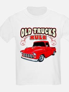 Old Trucks Rule 1 T-Shirt