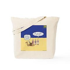 Wisemen GPS Tote Bag