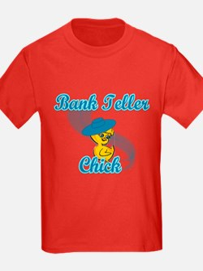 Bank Teller Chick #3 T