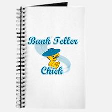 Bank Teller Chick #3 Journal