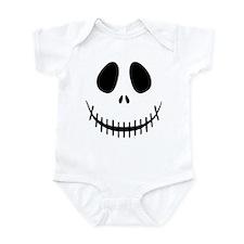 Halloween Skeleton Onesie