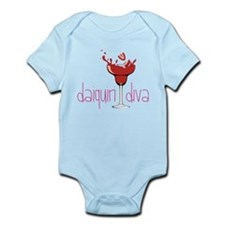 Daiquiri Diva Infant Bodysuit