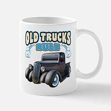 Old Trucks Rule 2 Mug