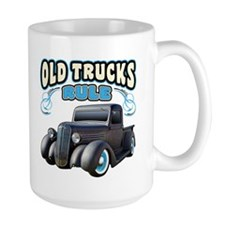 Old Trucks Rule 2 Mug