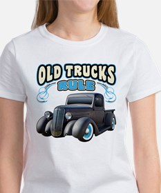 Old Trucks Rule 2 Tee