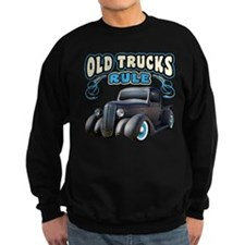 Old Trucks Rule 2 Sweatshirt