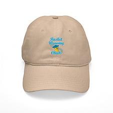 Basket Weaving Chick #3 Baseball Cap