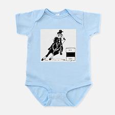 Turn and Burn Infant Bodysuit