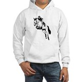 Horses Hooded Sweatshirt