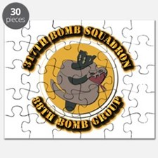 AAC - 317th Bomb Squadron, 88th Bomb Group Puzzle