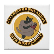 AAC - 317th Bomb Squadron, 88th Bomb Group Tile Co