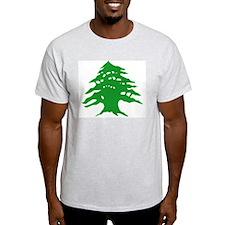 The tree Ash Grey T-Shirt