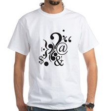 Punctuation Art Shirt