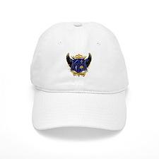 BM Crest Color Baseball Cap