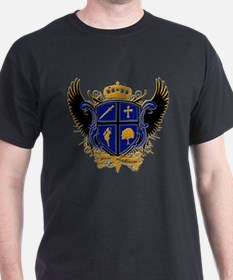 BM Crest Color T-Shirt