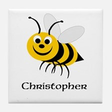 Bee Tile Coaster