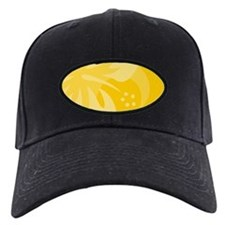 Hibiscus Yellow Baseball Hat